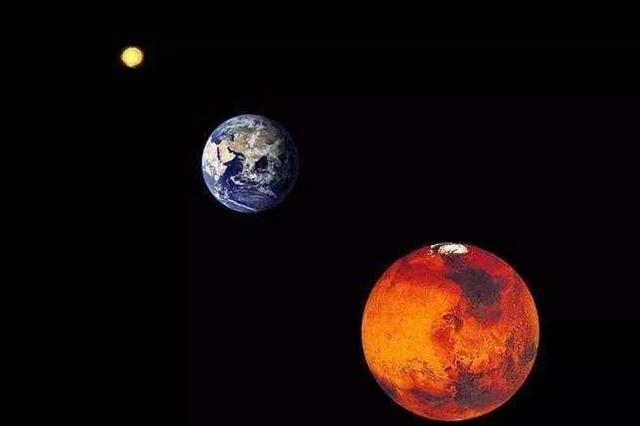 """本年度重磅天象:27日火星迎来十五年一遇""""大冲"""""""