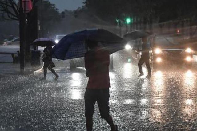 华北此次强降雨为何来势汹汹 河北局部或有暴雨