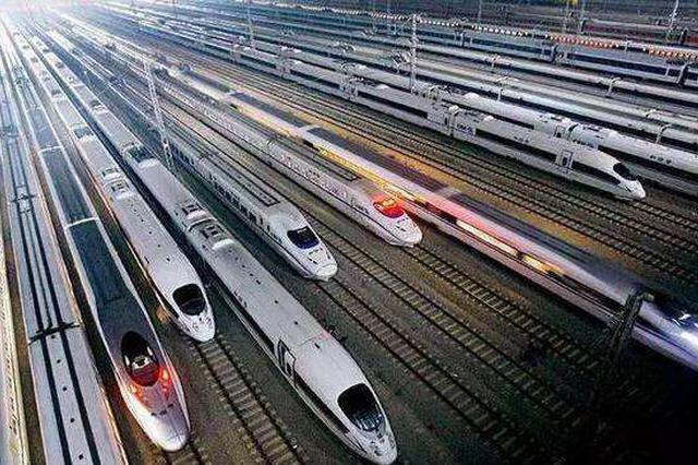 衡水北站有了始发高铁列车 到石家庄更方便
