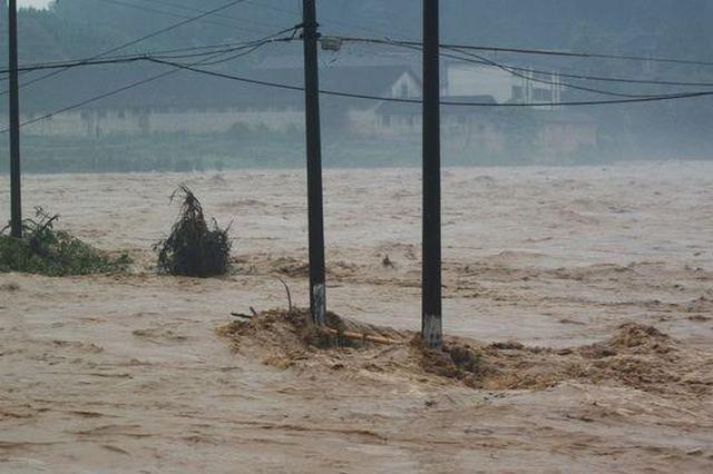 石家庄发布暴雨橙色预警 地质灾害气象风险预警