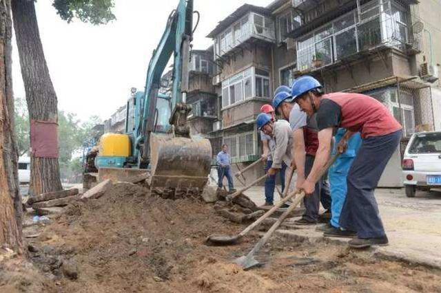 唐山这些小区改造工程近期开工 另外这一地方征地