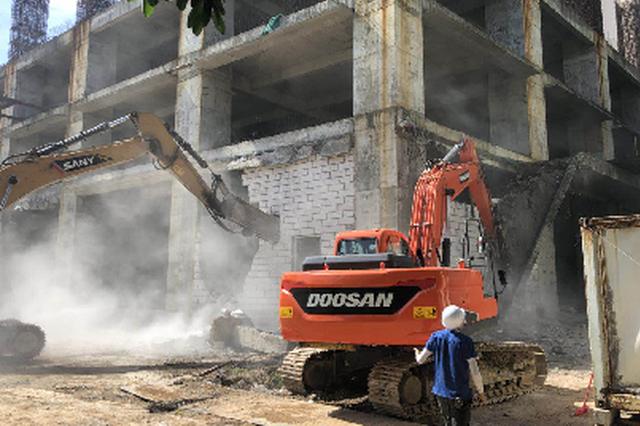 邢台市实施精准拆违拆迁 提升城市品质