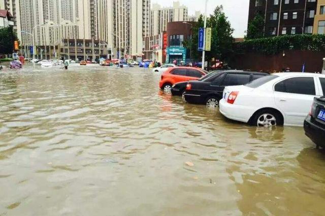 河北继续发布暴雨黄色预警 近期局地仍有暴雨