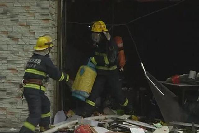 张家口液化气燃爆事故最新情况 1人还未脱离危险期