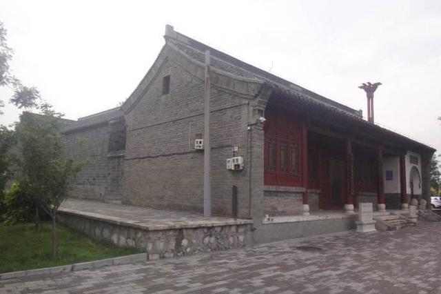 全国重点文物保护单位晏阳初河北定州旧居修缮完工