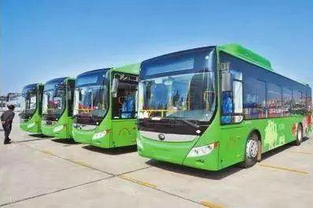 唐山调整两条公交线路 填补两条路的公交空白点