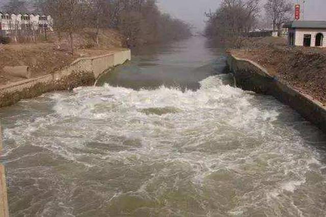 石家庄这些水库开始泄水 请一定要远离河道