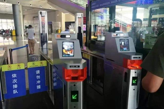 唐山北站新增人脸自助识别设备 旅客可快速通过