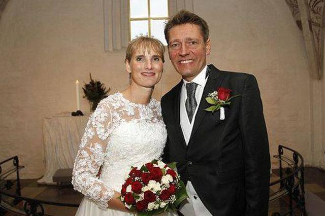 平民厨师通过网络约会 娶到丹麦女伯爵
