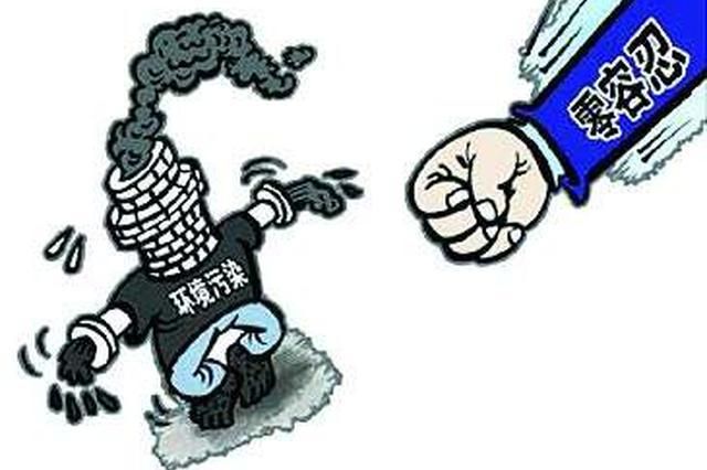 河北省拟对三种环境违法行为实施顶格处罚