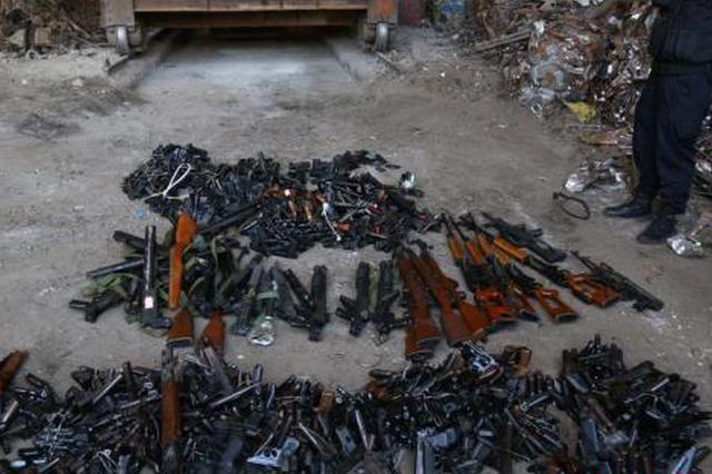 公安部发布十大整治枪爆违法犯罪典型案例