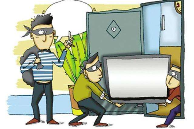 石家庄三人上网缺钱频频盗窃 民警靠视频追踪破案