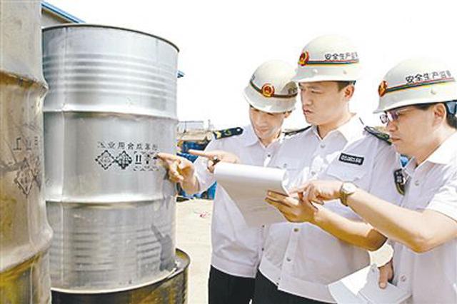 河北:安监系统持续加大安全生产执法监察力度