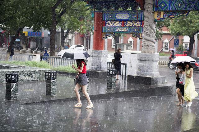北方迎降雨降温过程 西南地区江南等地有中到大雨
