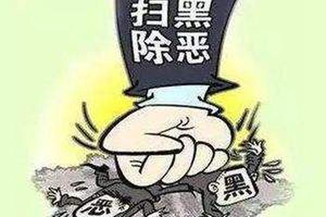 唐山市深入开展扫黑除恶专项斗争纪实