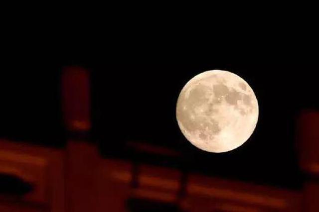 十五月亮十六圆 河北20个最美赏月地你去过几个?