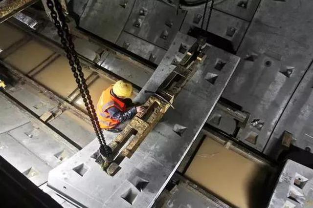 石家庄地铁1号线二期工程将于明年上半年开通