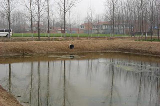 河北约谈三个县政府负责人 坑塘整治进度缓慢
