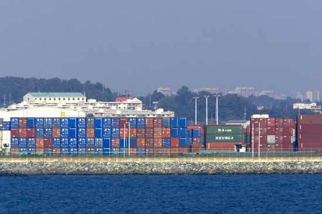 1至8月河北外贸进出口总值2277.9亿 石家庄居首位
