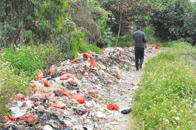 河北省开通两渠道 接受农村垃圾问题投诉举报