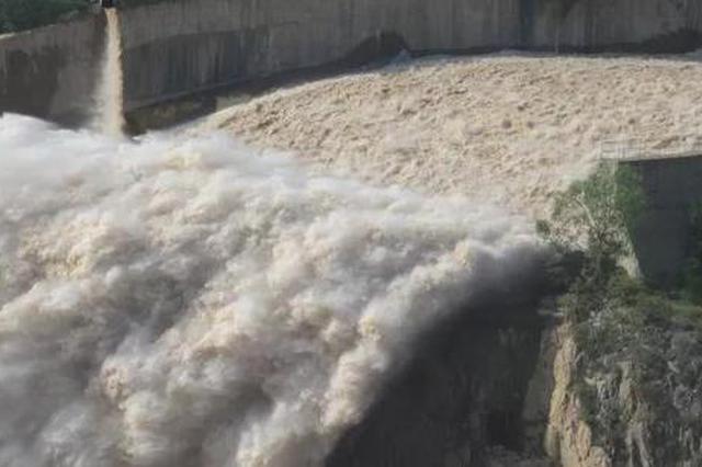 滹沱河18日起开始冬灌调水 请市民远离水岸