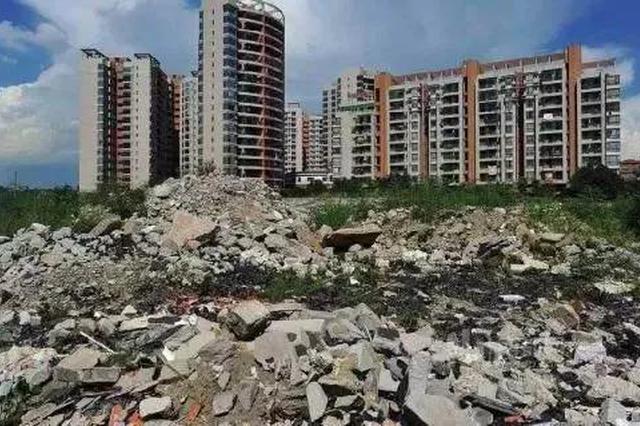 石家庄发布建筑垃圾运输最严措施 多处工地被查