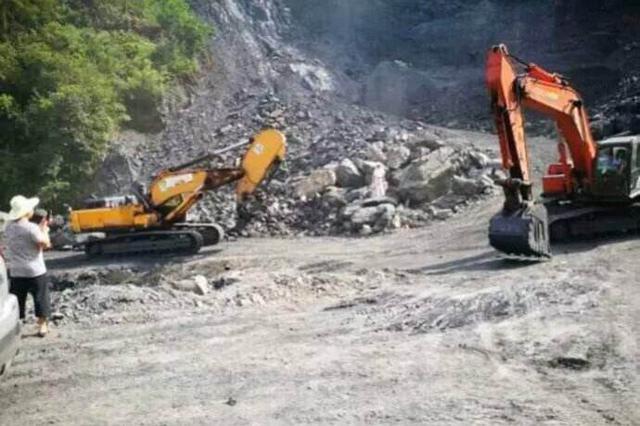 河北开展打击非法采矿专项行动 持续到年底