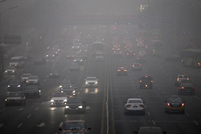 生态环境部:20至22日京津冀出将现中至重度污染