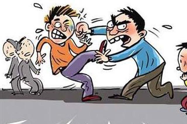 衡水:店主与顾客发生口角开打 致人轻伤被逮捕