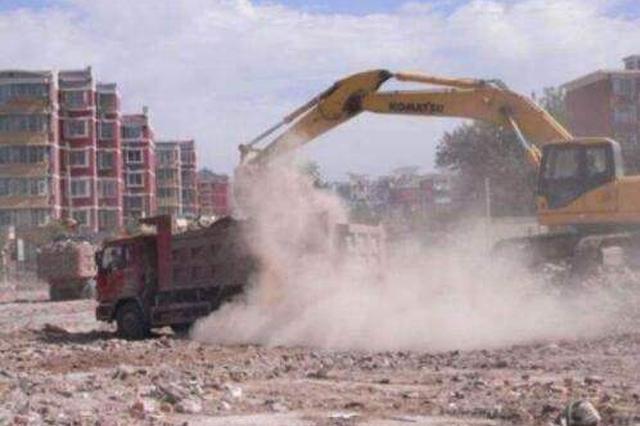 河北:建设施工造成扬尘污染最高可罚10万元
