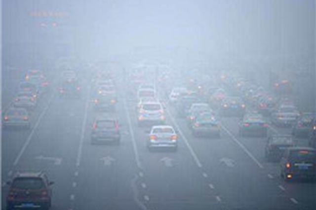 22日24時石家莊將解除重污染天氣Ⅱ級應急響應
