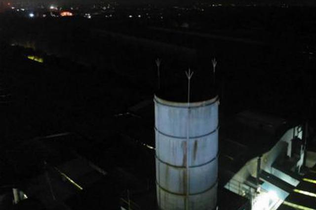 河北省环保厅夜查发现各类涉气环境问题15个