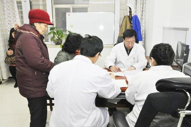 河北打造多元化健康養老服務保障網 建治未病科室