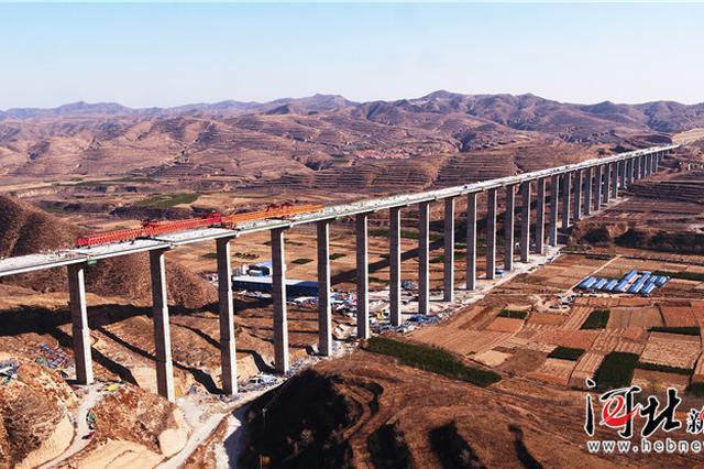 太行山高速京蔚段全线贯通