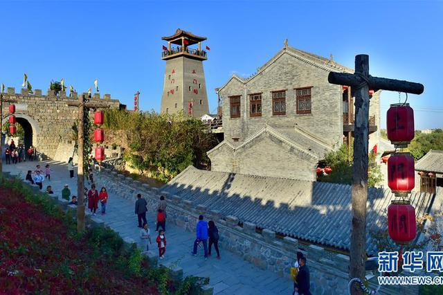 河北石家庄:特色小镇促发展