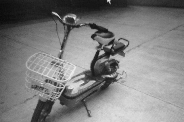 石家庄:一男子假装熟客 骗走饭店老板电动车