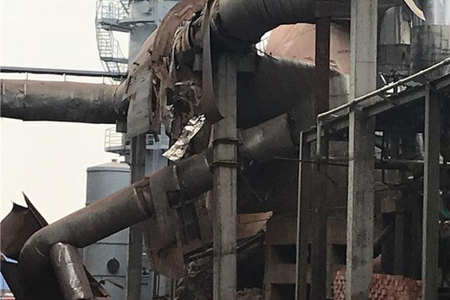 新乐一化肥厂发生爆炸致6人死亡 石家庄成立调查组
