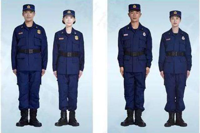 新式消防制服及服饰来了 包含这些独特元素