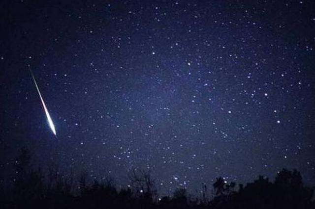 北金牛座流星雨12日迎来极大 公众可进行观测