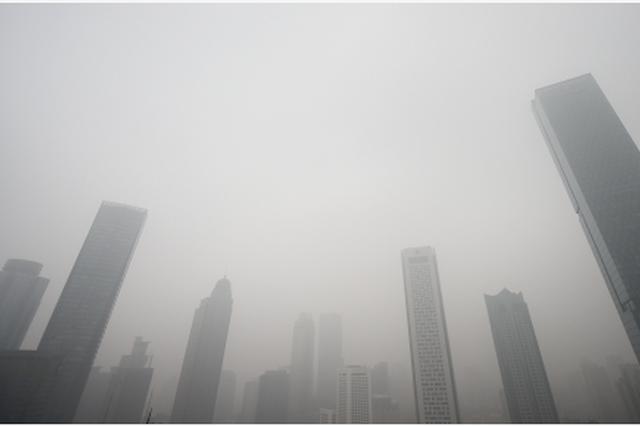 京津冀地区将出现3天左右大气重污染 预计16日结束