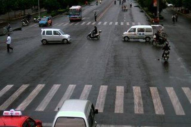 衡水人注意 这5处路段交通违法量排名前五
