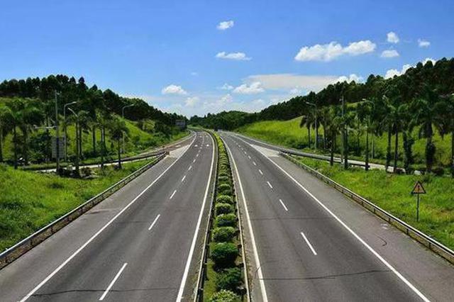 河北这段高速即将通车 这些地方到北京更快了