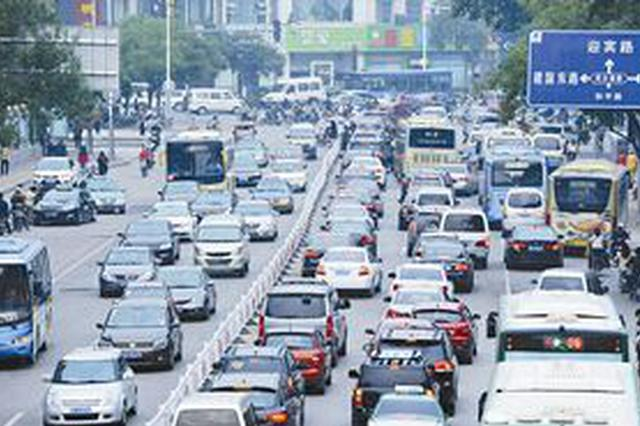 廊坊市区建设路将拓宽改造 施工工期275天