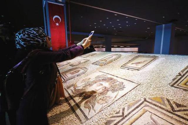 流落海外半个世纪 土耳其国宝终现全貌