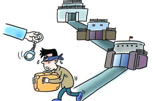 大货车电瓶屡屡被盗 民警以车找人抓获窃贼