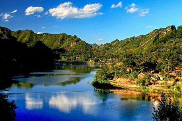 承德武烈河清淤11.67万立方米 形成水面10万平方米