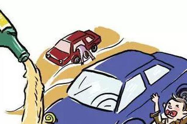 保定消防大队 十分钟救出交通事故被困司机