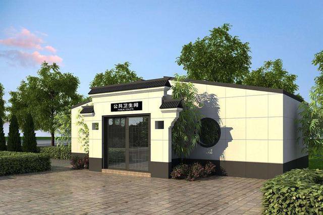 衡水市区32座新建公厕开放 市民如厕更方便