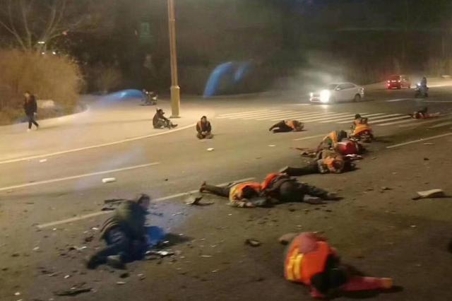 廊坊发生重大交通事故 已致2人死亡19人受伤