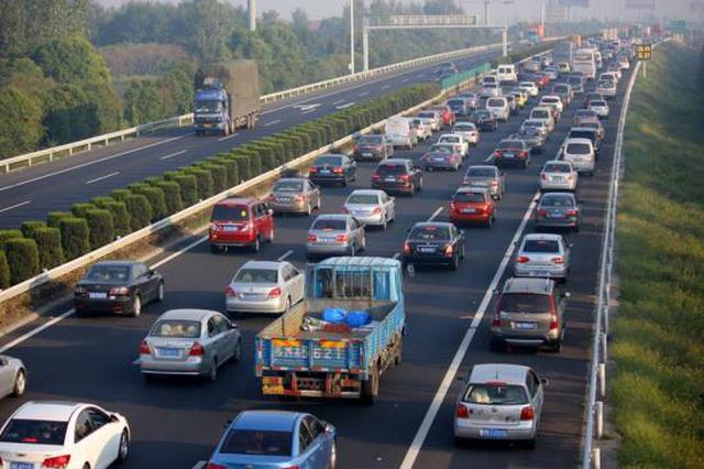 河北高速交警发布 春运易拥堵站口和易拥堵路段